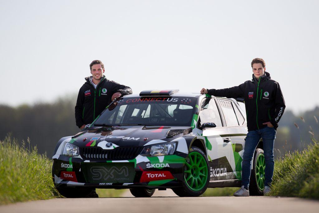 Mei 2017 – Team: Jasper Vermeulen & Achiel Boxoen