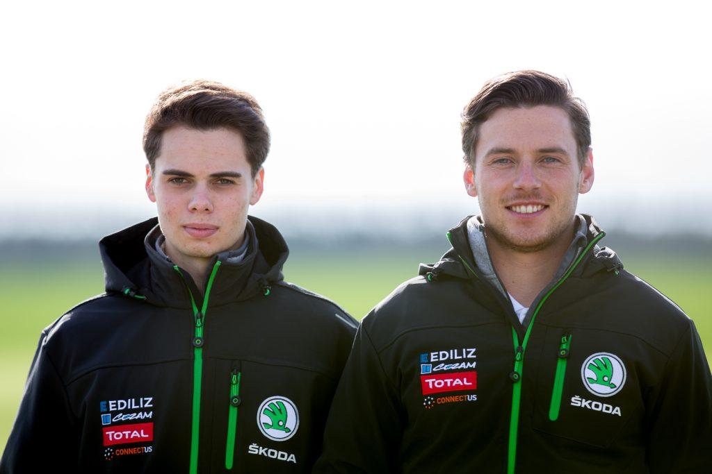 Mei 2017 – Team: Achiel Boxoen & Jasper Vermeulen