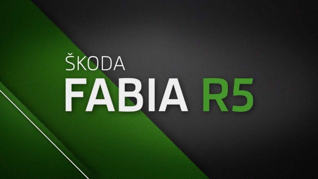 FABIA R5 – WRC