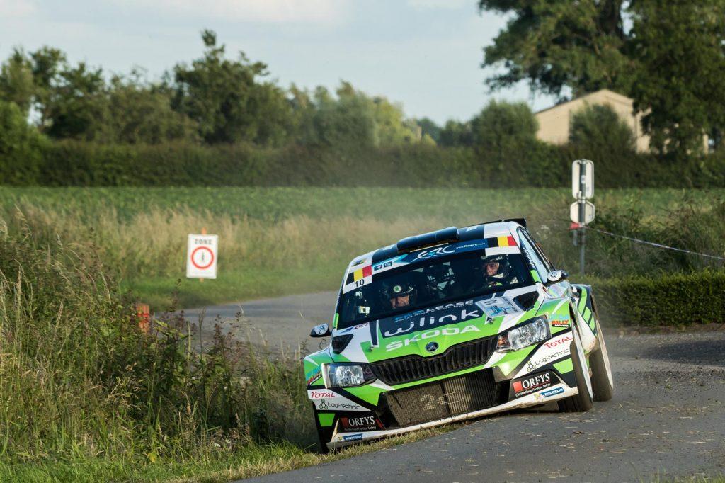 BRC 2016 – Belgian Rally Championship