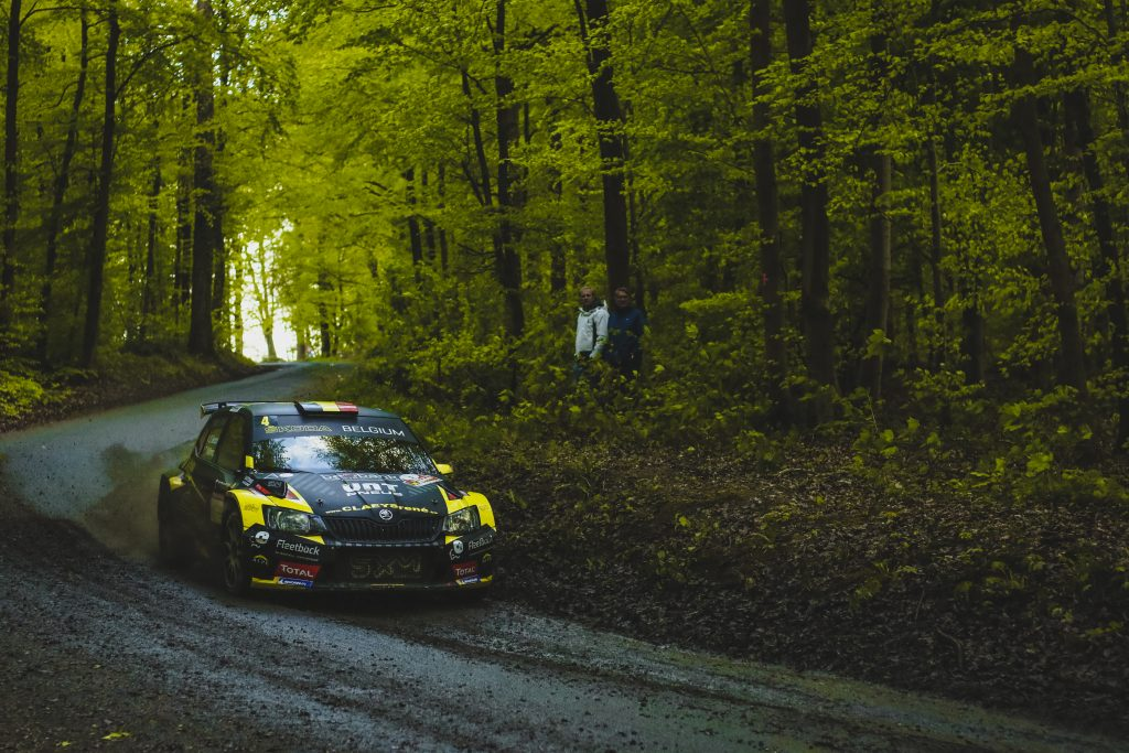 Rallye de Wallonie 2019 – Video
