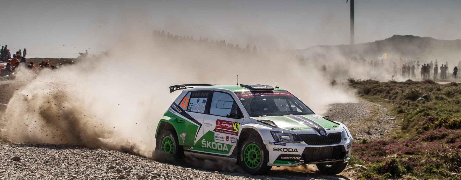 World Rally Championship (WRC 2)