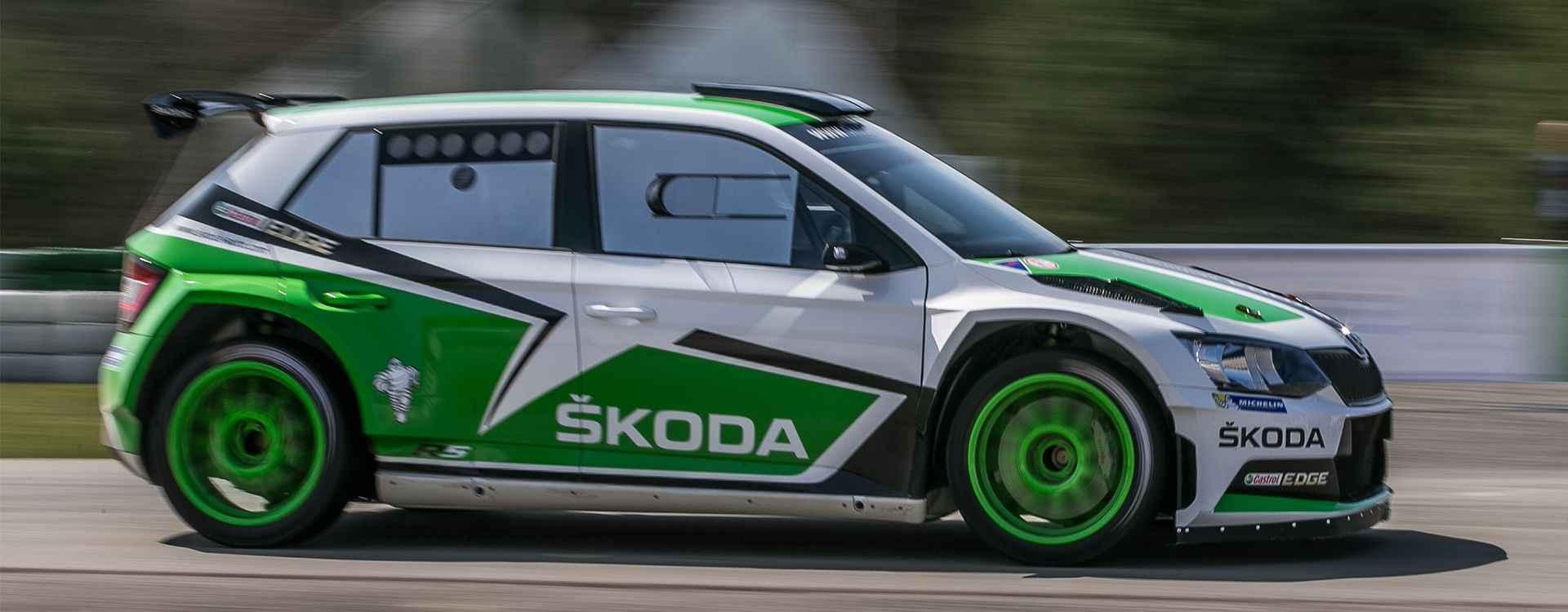 Czech Rally Championship (MČR)