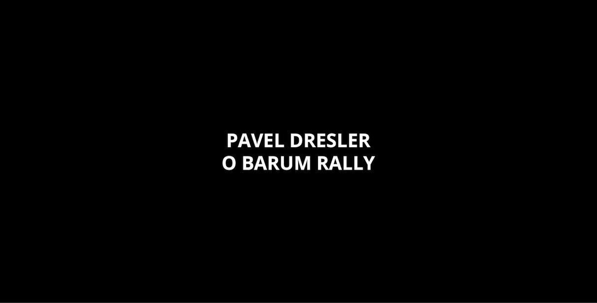 Pavel Dresler Medailonek