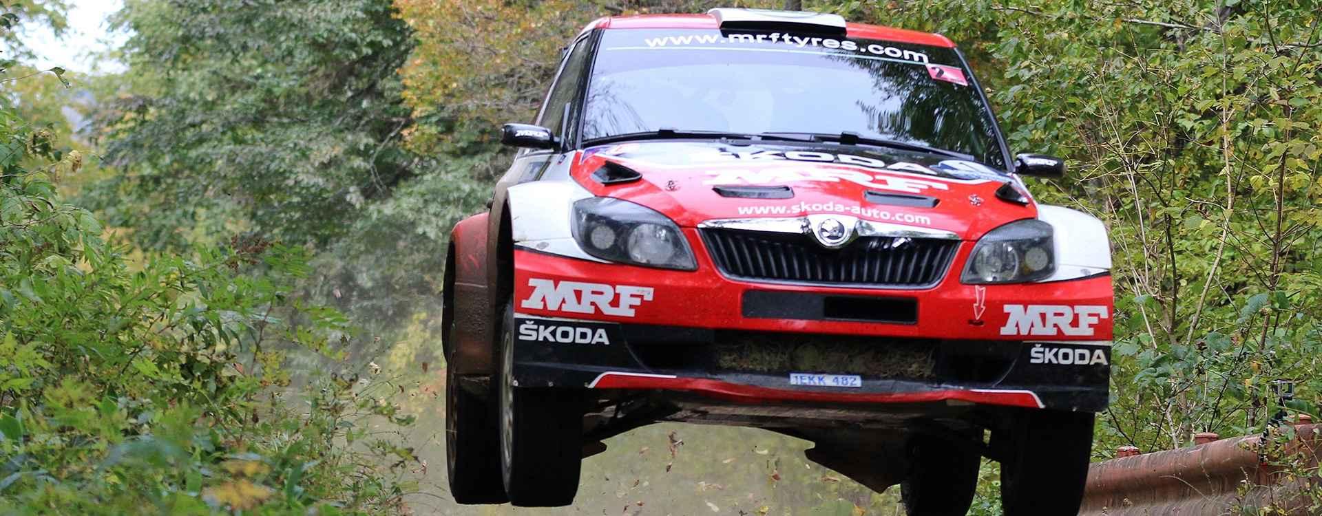 Zlatý podzim pro ŠKODA Motorsport