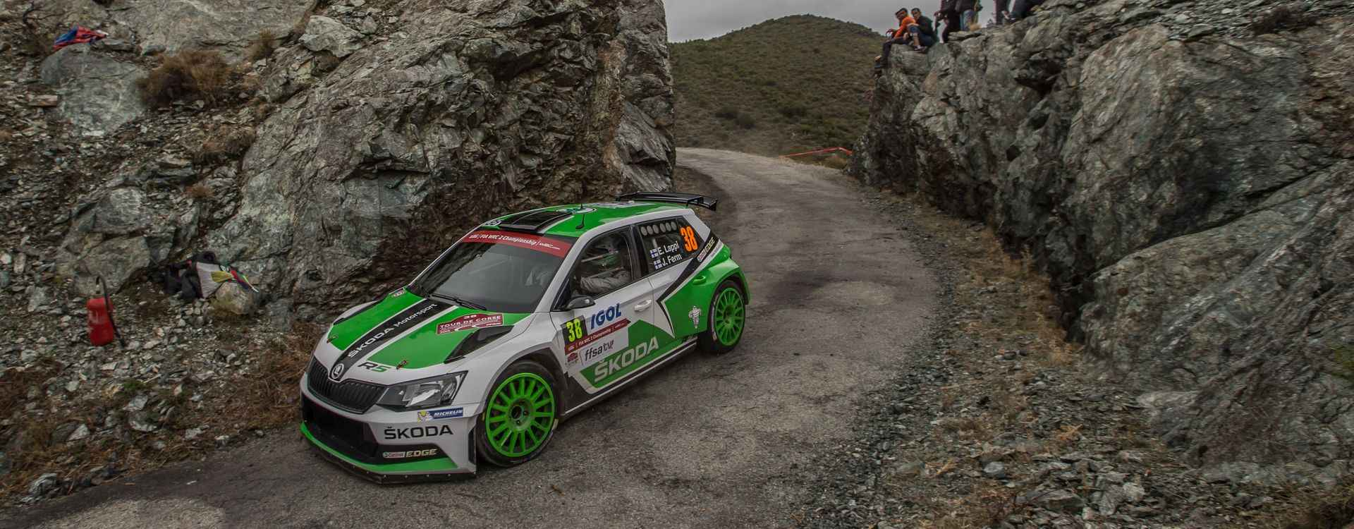Rallye de France – Tour de Corse