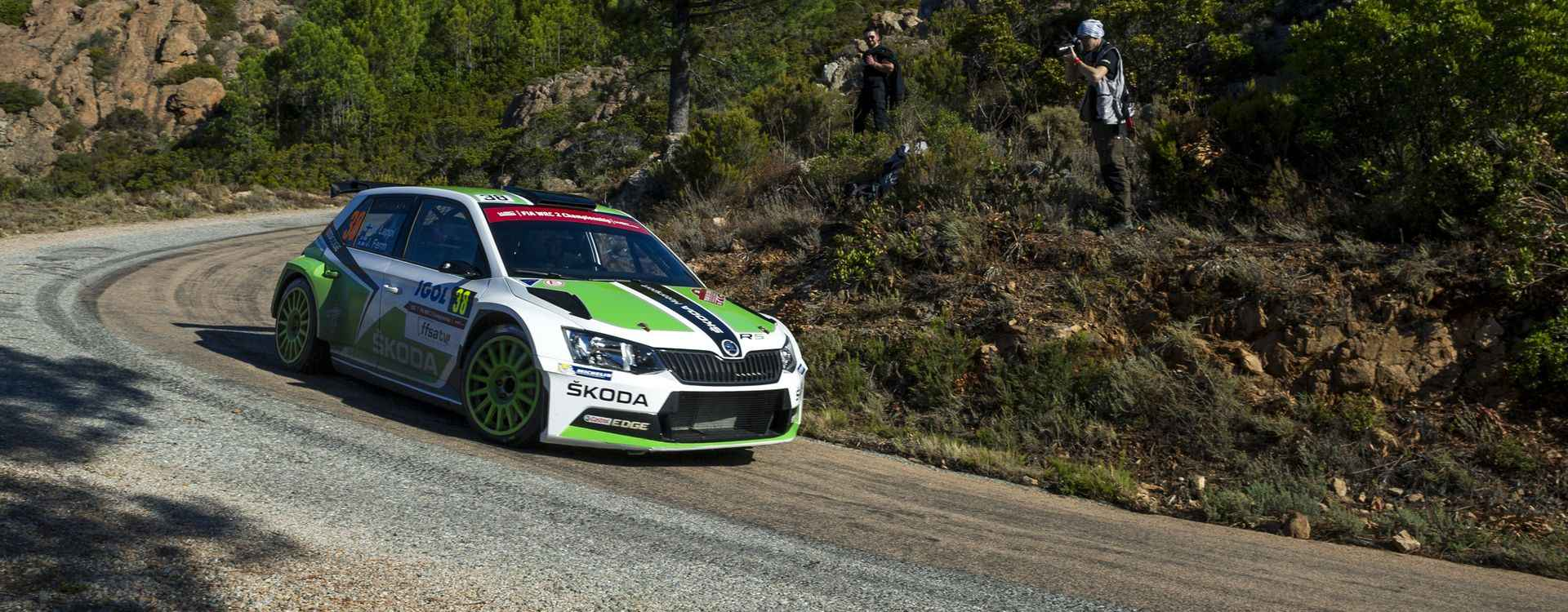 Rally Catalunya: Battle for titles culminates