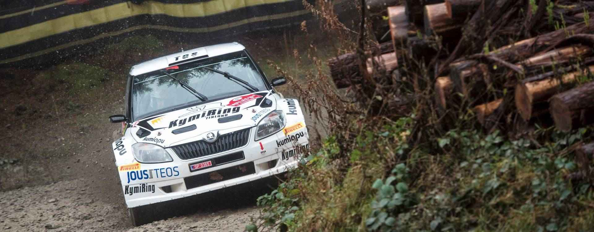 Wales Rally GB: First win for Suninen