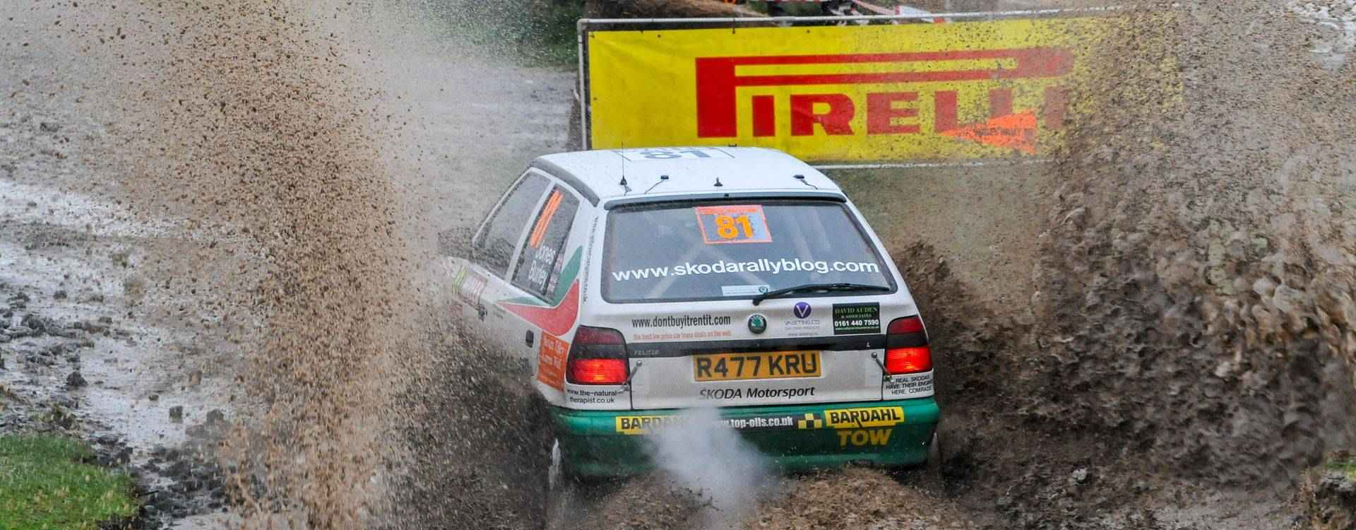ŠKODA and the British Rally: The successful story