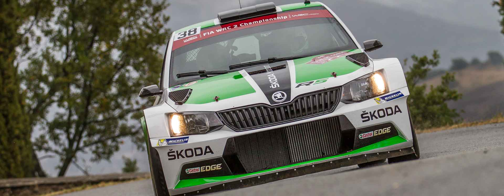 Pontus Tidemand next season with new co-driver