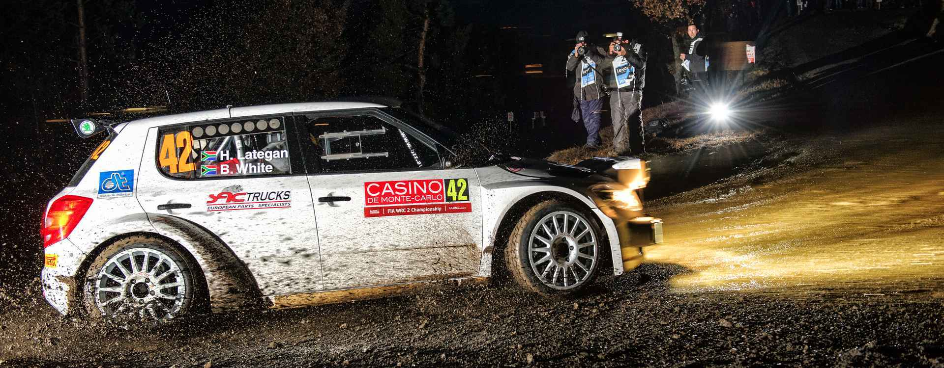 Rallye Monte Carlo: The Adventure in the Mountains