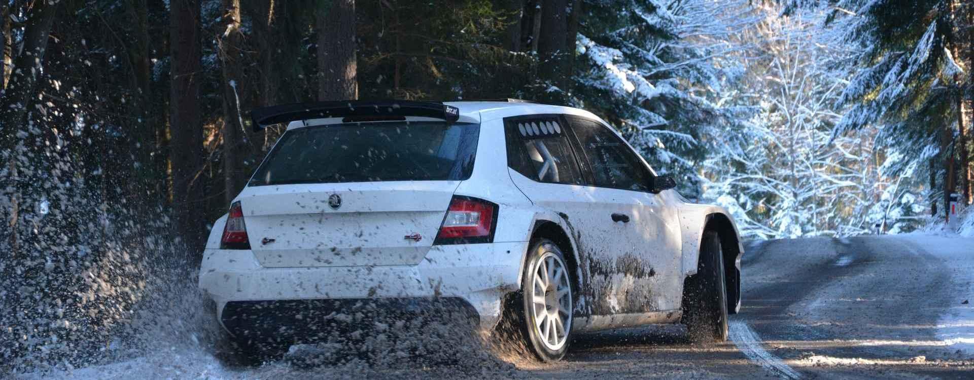 Monte Carlo Rally Preview: Seven ŠKODA Fabia R5 cars Entered