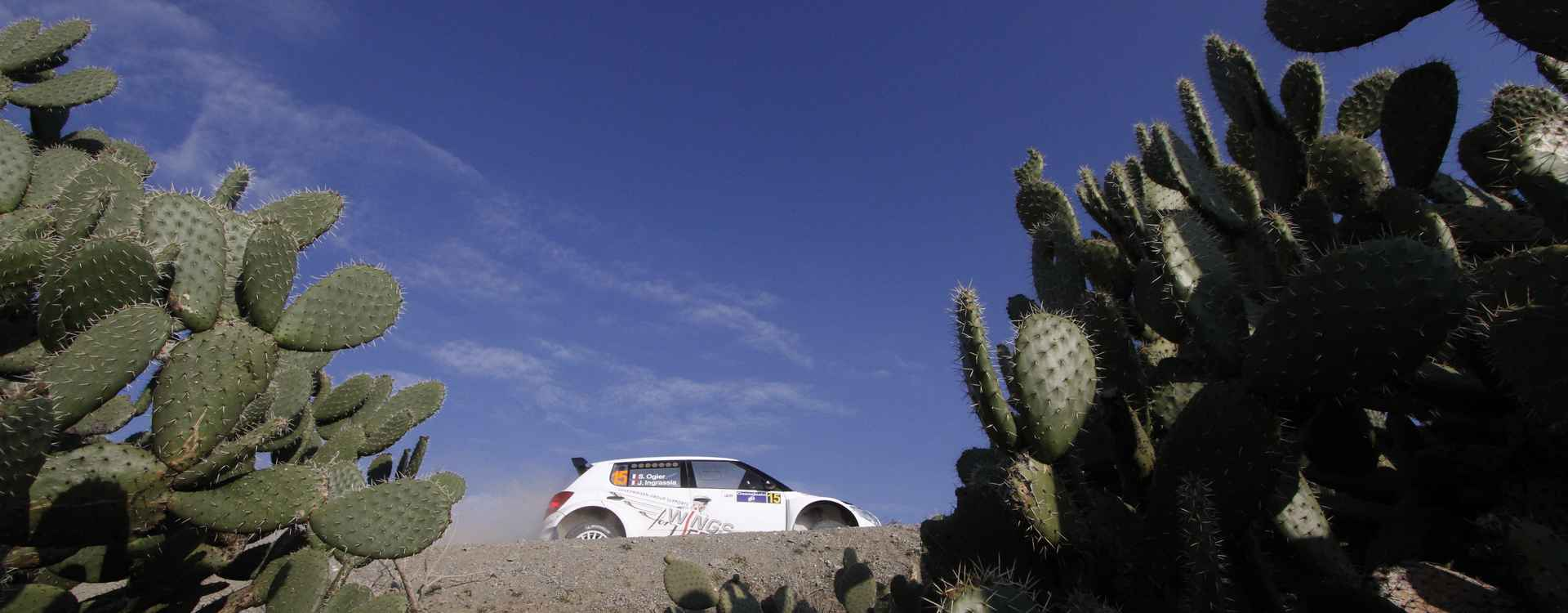 From snow to sun. WRC hits the gravel in Mexico