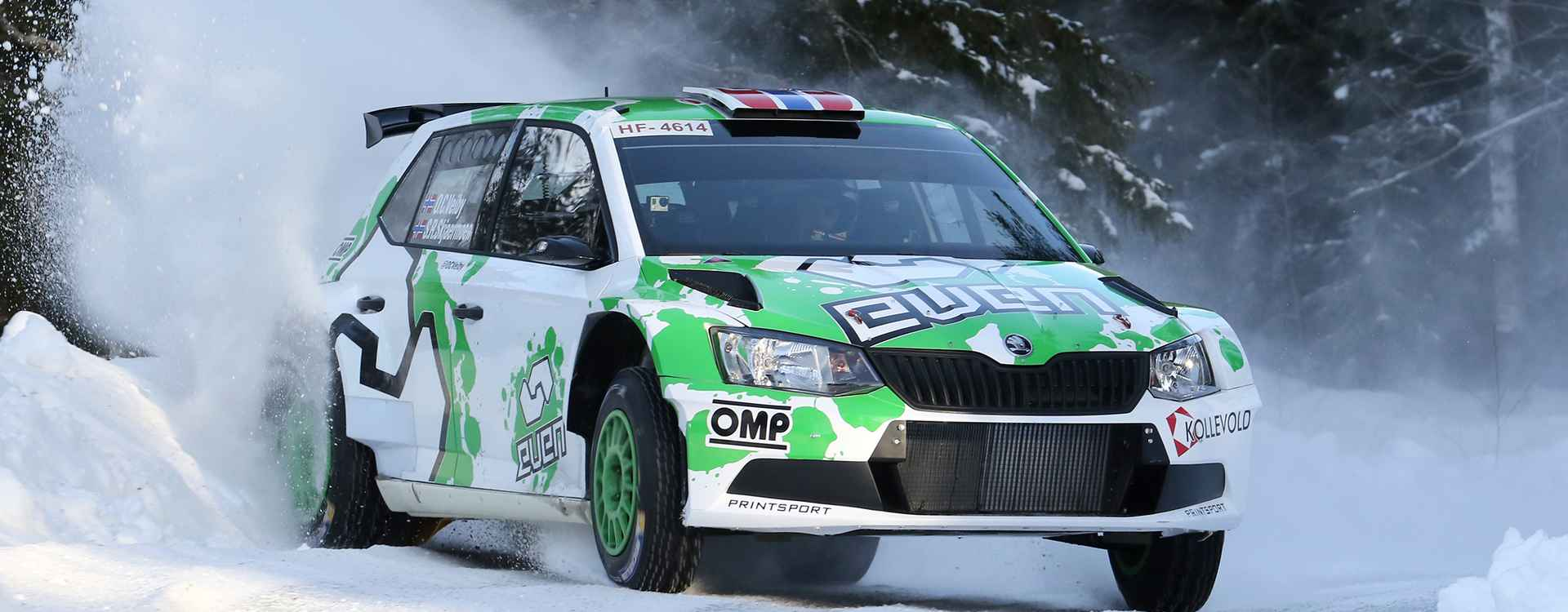 ŠKODA Customer Teams are ready for tough weekend in Sweden