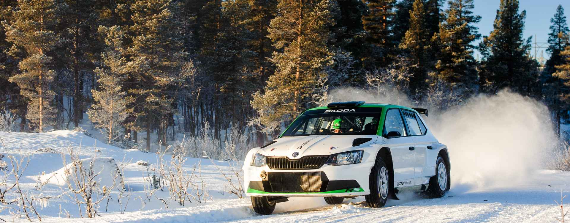 ŠKODA Motorsport returns to Swedish WRC round after 11-year absence