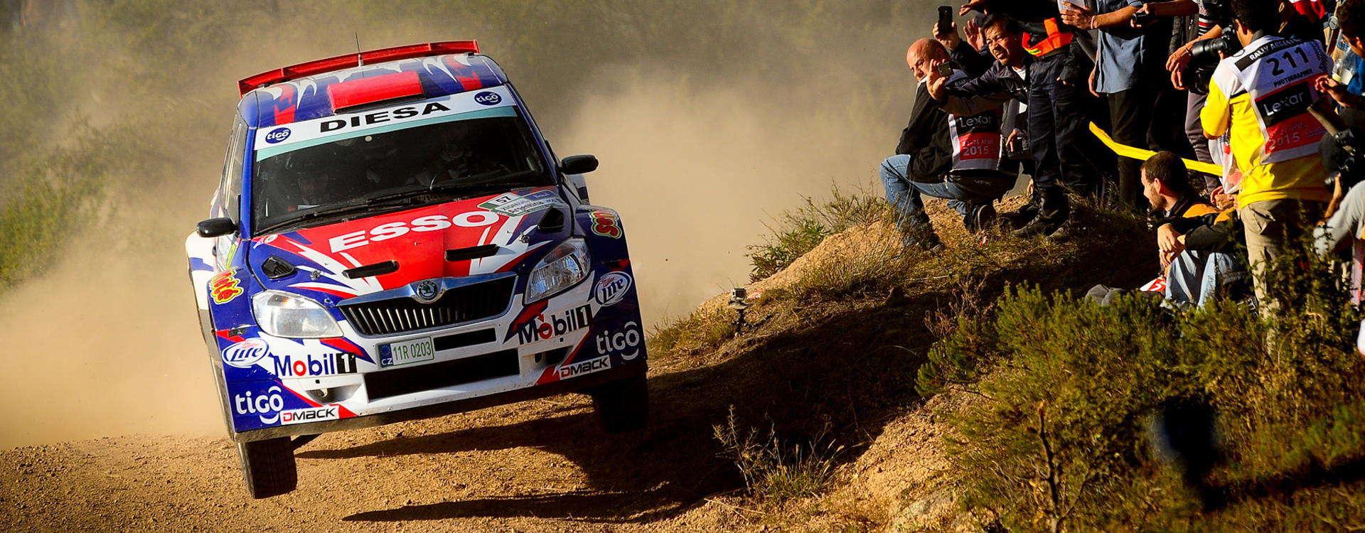 WRC Rally Argentina: Klasika s pozměněnou tratí