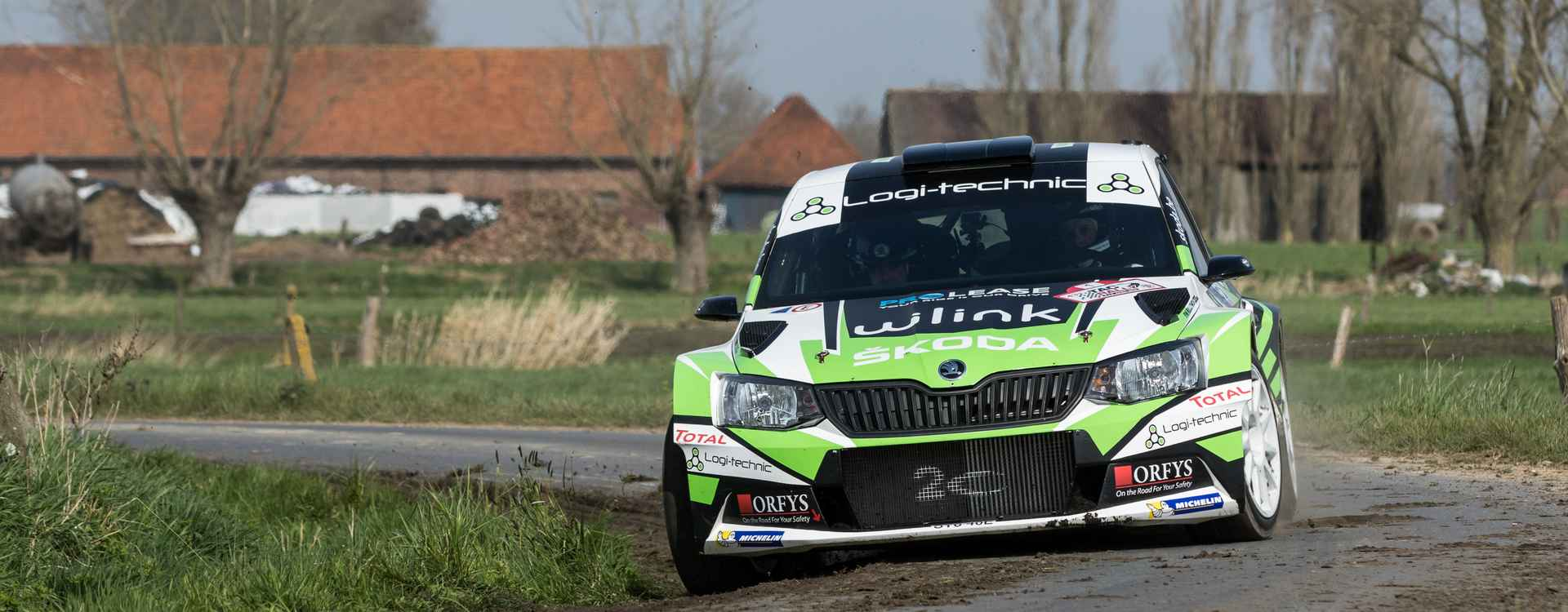 PHOTO: ŠKODA and Freddy Loix win the TAC Rally