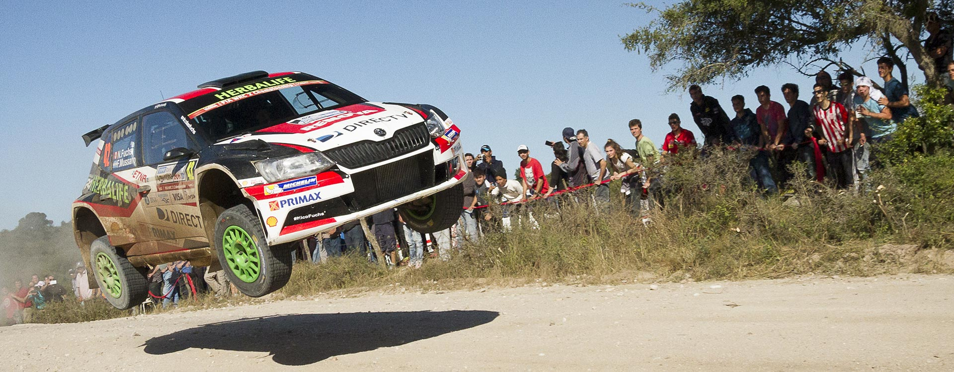 WRC Argentina: Back-to-back WRC2 victory for the ŠKODA Fabia R5