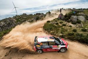 Hubert Ptaszek / Maciej Szczepaniak, ŠKODA FABIA R5, The Ptock. Rally de Portugal 2016