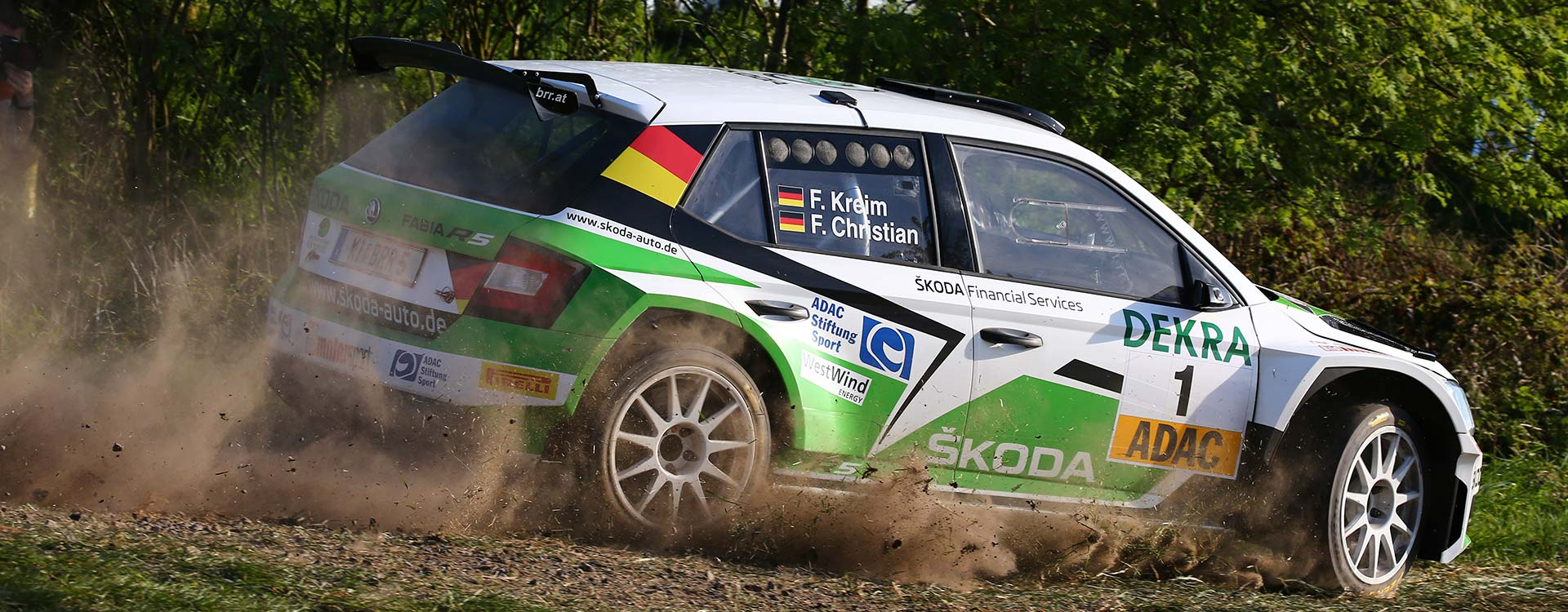 PHOTO: Great battle at the Rallye Sulinger Land
