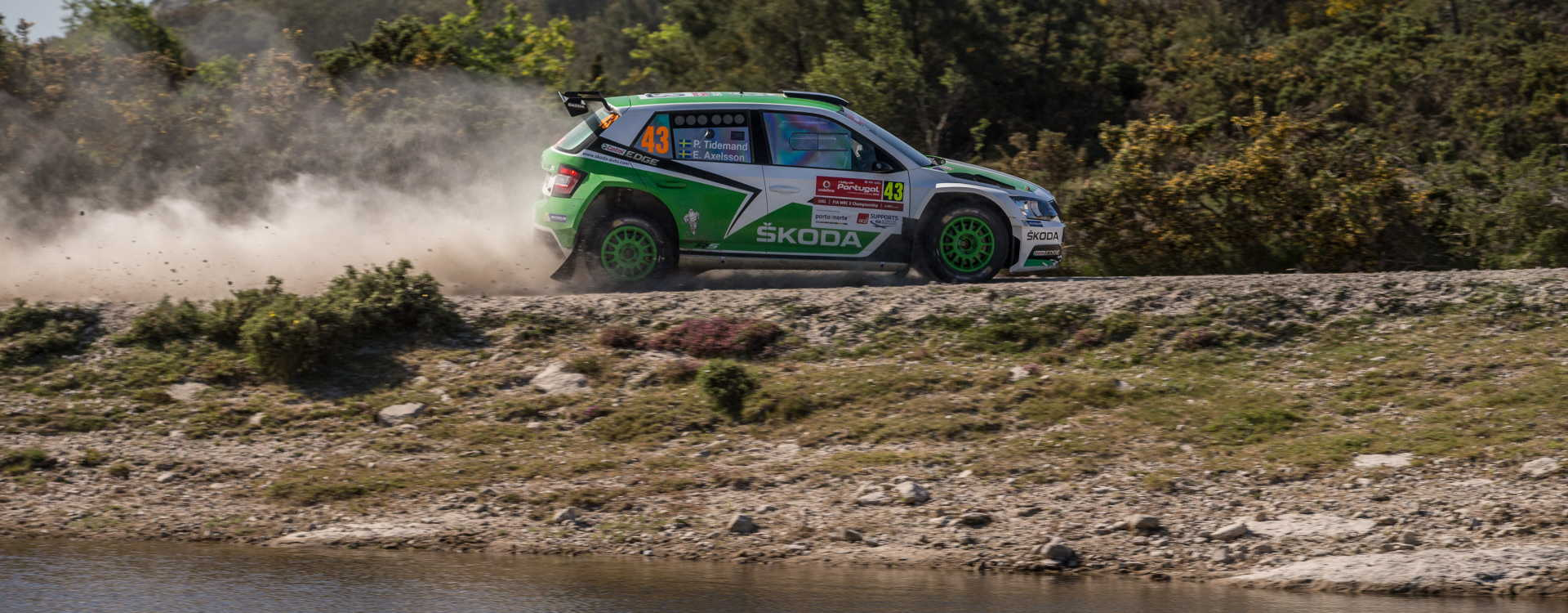 WRC Portugal Preview: Only small changes after the last year's success