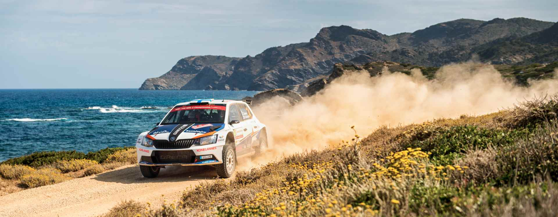 Four from six. Fourth WRC2 win in row for ŠKODA Fabia R5