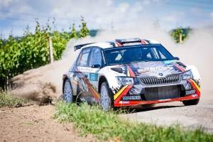 Pavel Valoušek / Veronika Havelková, ŠKODA FABIA R5, Energy Oil Motorsport. Rally Hustopeče 2016