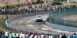 Armin Kremer / Pirmin Winklhofer, ŠKODA Fabia R5, BRR Baumschlager Rallye & Racing Team. Rally Poland 2016