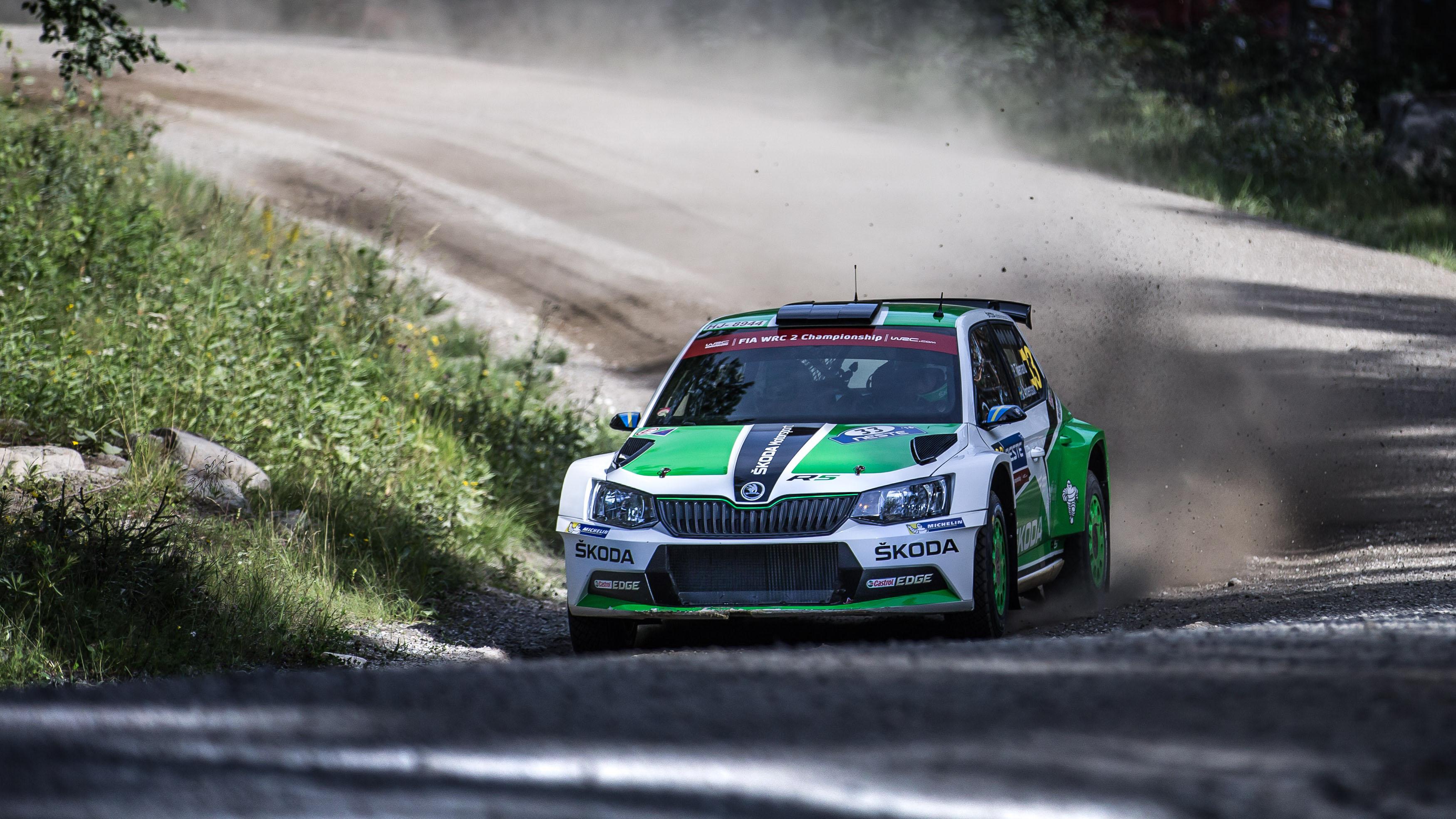 Jak dobře se vyznáte ve finské rallye?