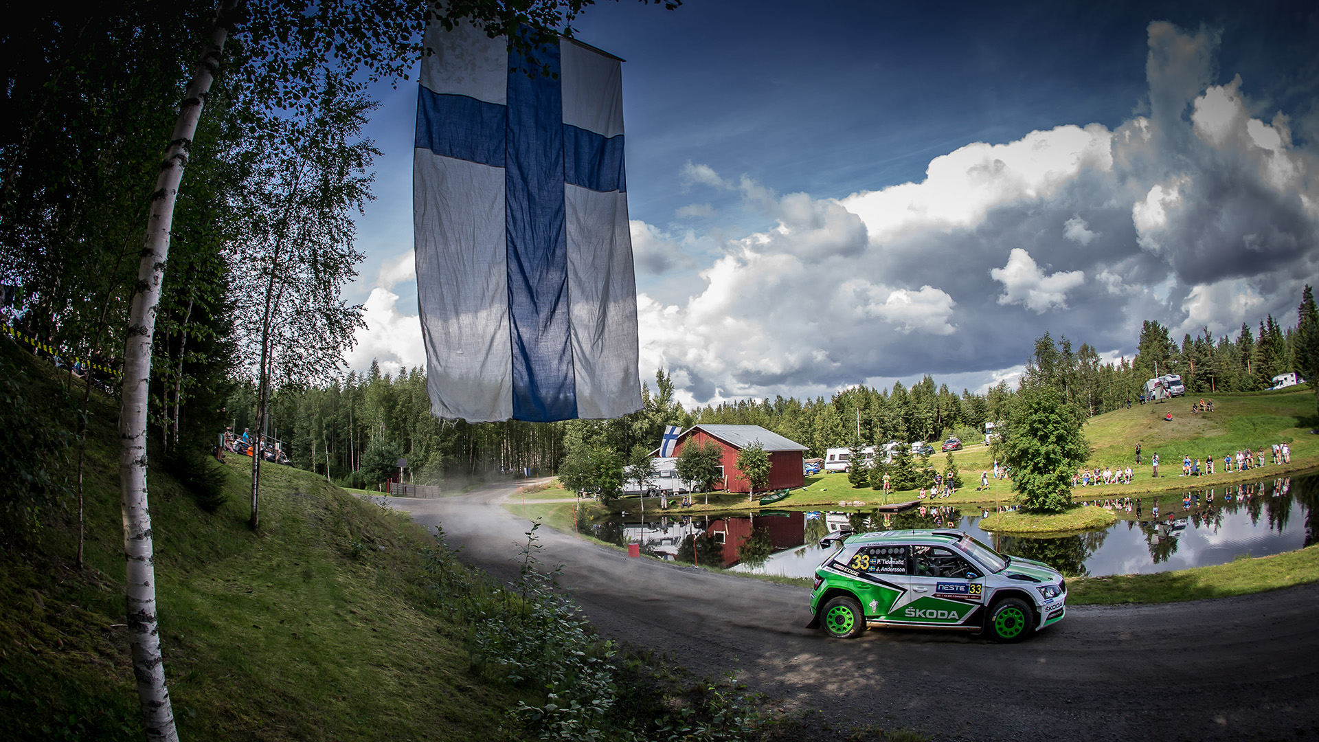 Rally Finland 2018: All You Need to Know Before Rally Starts