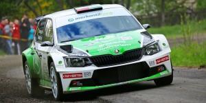 Norbert Herczig / Igor Bacigál, ŠKODA Fabia R5, Herczig Autósport. Miskolc Rallye 2016