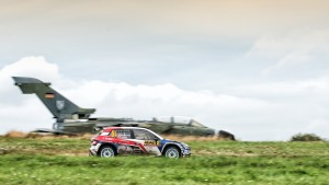 Bernhard Ten Brinke / Davy Thierie, ŠKODA FABIA R5, Wevers Sport. ADAC Rallye Deutschland 2016