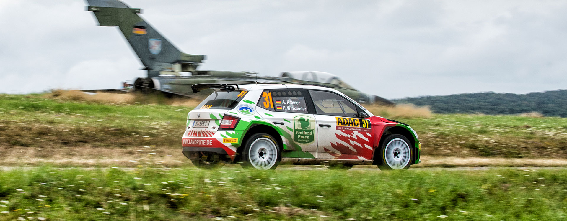 More Customer Teams' success as ŠKODA scores stunning Rallye Deutschland result