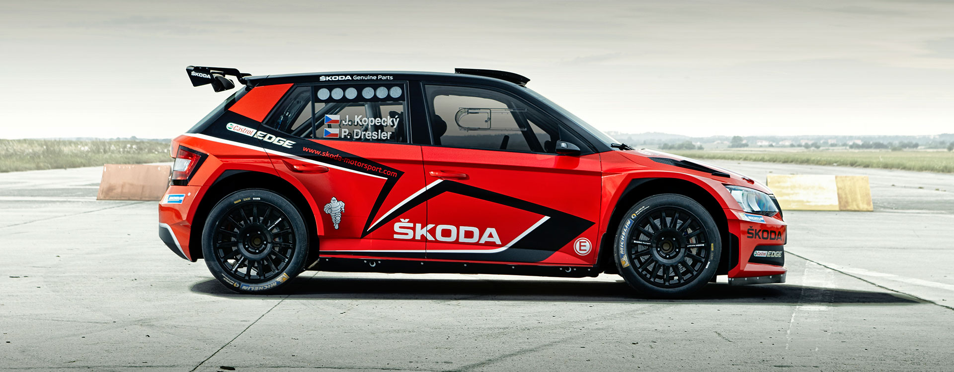 Barum Czech Rally Zlín 2016: ŠKODA looking forward to rally classic on home soil