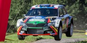 Pavel Valoušek jun. / Veronika Havelková, ŠKODA FABIA R5, Energy Oil Motorsport. Barum Czech Rally Zlín 2016