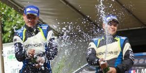 Julien Maurin / Olivier Ural, ŠKODA FABIA R5, 2C Compétition. Rallye Terre de Lozère - Sud de France 2016
