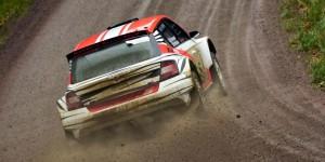 Mikko Lehessaari / Reeta Hämäläinen, ŠKODA FABIA R5, Hannu's Rally Team. ABC Rally Kouvola 2016 (Photo: Niko Lindholm)