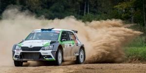 Raimonds Kisiels / Arnis Ronis, ŠKODA FABIA R5, TGS Worldwide. Rally Liepaja 2016
