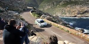 Jan Kopecký / Pavel Dresler, ŠKODA FABIA S2000, ŠKODA Motorsport. Tour de Corse - Rallye de France 2013