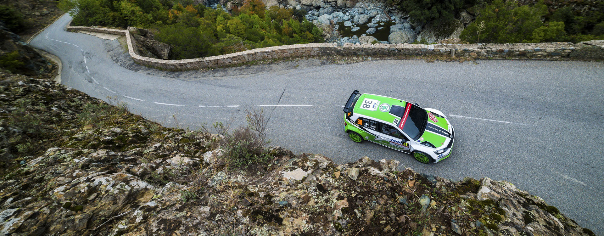 Tour de Corse: Rally of 10,000 corners