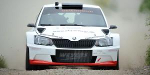 Esben Hegelund / Karsten Isaksen, ŠKODA FABIA R5, Hegelund Motorsport.