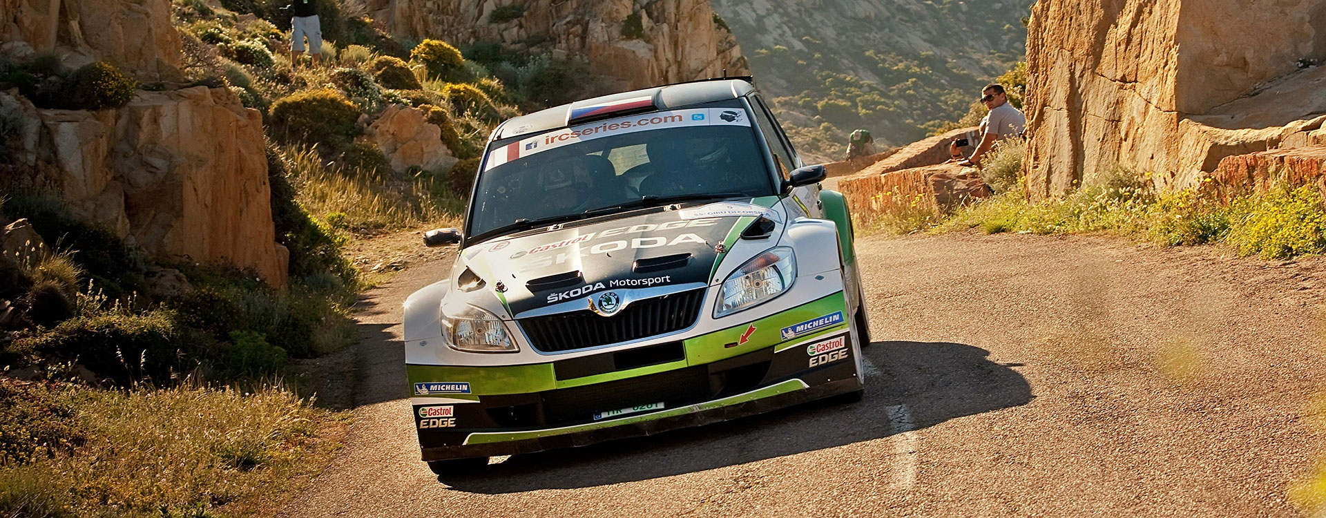 From the Archives: Jan Kopecký and the Tour de Corse