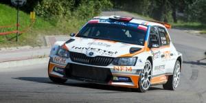 Filip Nivette / Kamil Heller, ŠKODA FABIA R5, Filip Nivette, Rally Rzeszow 2016