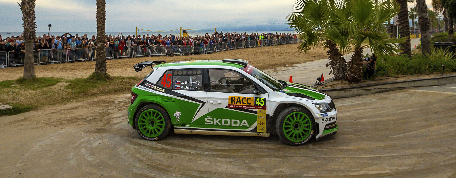 WRC Spain: ŠKODA enters crucial phase of title race