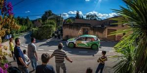 Jan Kopecký / Pavel Dresler, ŠKODA FABIA R5, ŠKODA Motorsport. RallyRACC Catalunya - Costa Daurada 2016