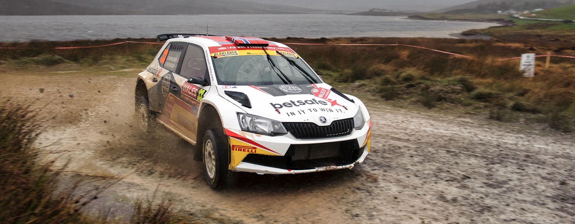 WRC Wales: Muddy, rainy and foggy classics