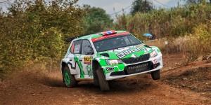 Ole Christian Veiby / Stig Rune Skjarmoen, ŠKODA FABIA R5, Printsport Oy. RallyRACC Catalunya - Costa Daurada 2016