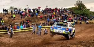 Julien Maurin / Valentin Sarreaud, ŠKODA FABIA R5, 2C Compétition. RallyRACC Catalunya - Costa Daurada 2016
