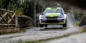 Miguel Barbosa / Miguel Ramalho, ŠKODA FABIA R5, BP Ultimate Škoda Team. Rallye Casino de Espinho 2016