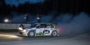 Kalle Rovanperä / Risto Pietiläinen, ŠKODA FABIA R5, TGS Worldwide OU. Rally Latvija 2016 (Photo: LRČ Media/Raimonds Volonts)